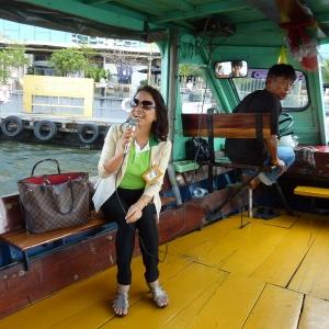 静広美 45周年記念タイ研修旅行