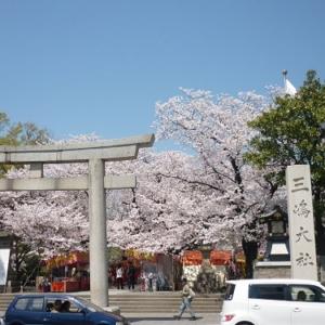 三島市の屋外広告物誘導整備地区「三嶋大社周辺地区」