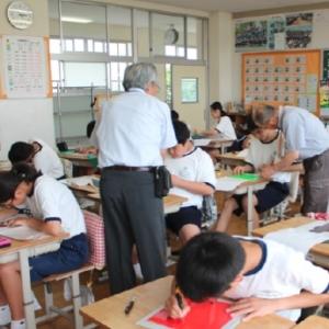WAZAチャレンジ教室 磐田第一中学校で開催