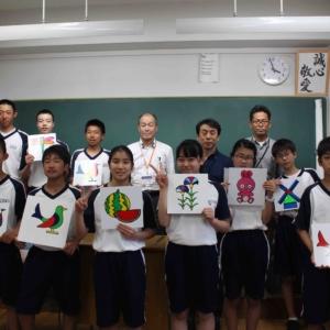 WAZAチャレンジ教室 浜松開誠館中学校